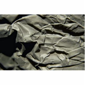 Beautiful Black Crincle Metal Photo Cut Outs