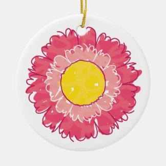 Beautiful Blossom Ornament - Pink