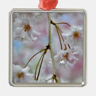 Beautiful Blossoms Metal Ornament