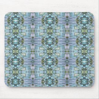 Beautiful Blue Abalone Mousepad