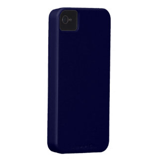 Beautiful Blue (and customizable) iPhone 4 Case
