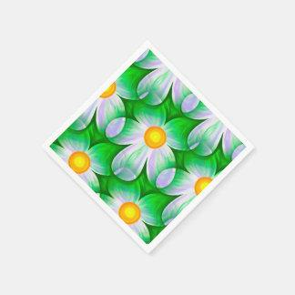 Beautiful Bold Daisies Paper Napkin