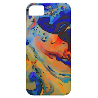 """""""beautiful bold marbling image"""" case for the iPhone 5"""
