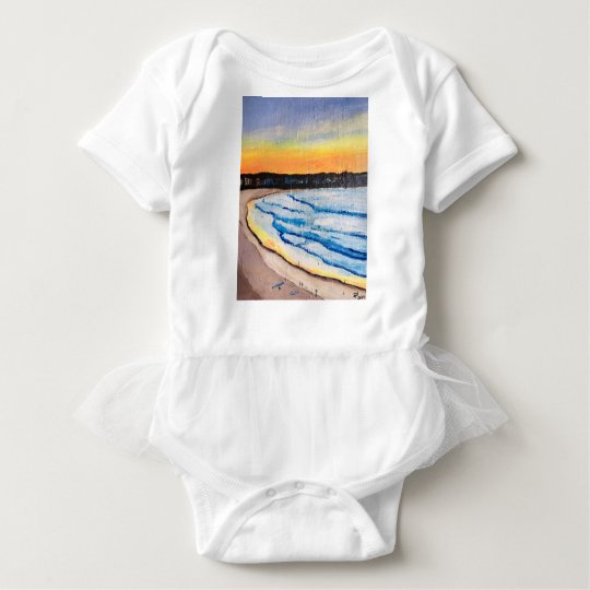 Beautiful Bondi Baby Bodysuit