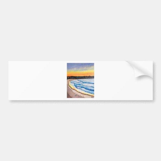 Beautiful Bondi Bumper Sticker