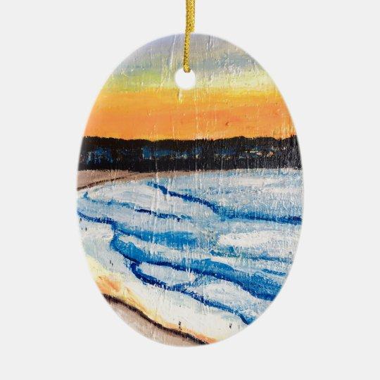 Beautiful Bondi Ceramic Ornament