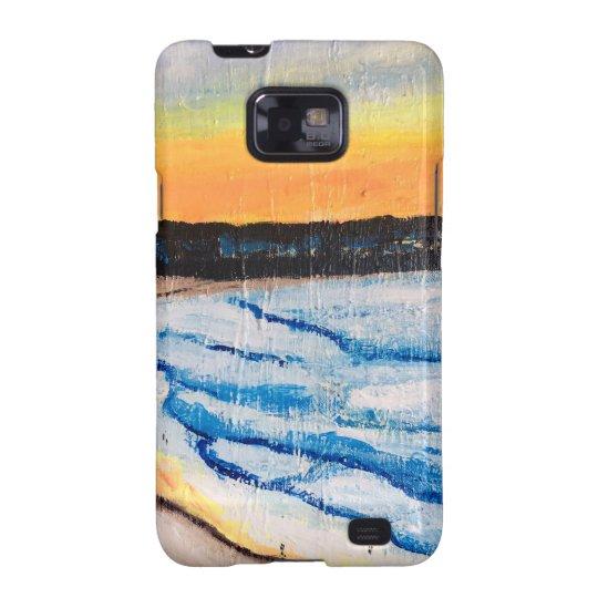 Beautiful Bondi Galaxy S2 Case