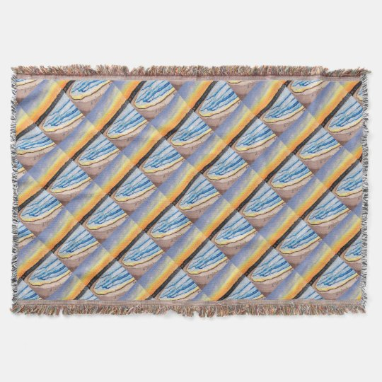 Beautiful Bondi Throw Blanket