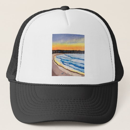 Beautiful Bondi Trucker Hat