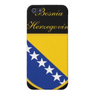 Beautiful Bosnia Herzegovina Flag iPhone 5 Case