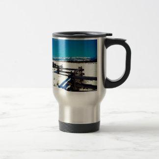 """Beautiful Boundary"" Travel Mug"