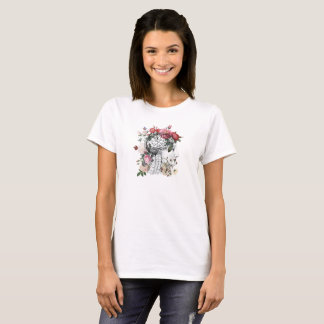 Beautiful Brain Tee Shirt - anatomical