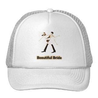 Beautiful Bride Hat 5