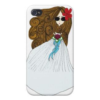 Beautiful Bride iPhone 4 Case