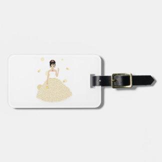 Beautiful Bride Luggage Tags