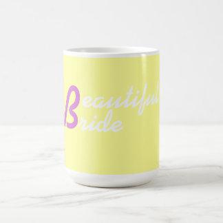 Beautiful Bride Mug