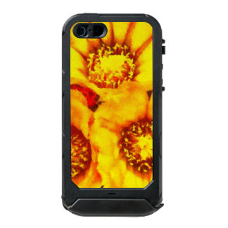 Beautiful bright yellow flowers incipio ATLAS ID™ iPhone 5 case