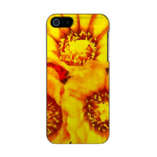 Beautiful bright yellow flowers incipio feather® shine iPhone 5 case