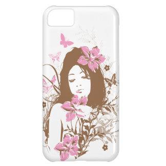Beautiful Brown Girl iPhone 5C Case