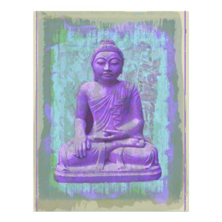 beautiful buddha 21.5 cm x 28 cm flyer