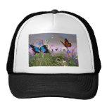 Beautiful-Butterflies-butterflies-9481156-1600-120 Mesh Hats