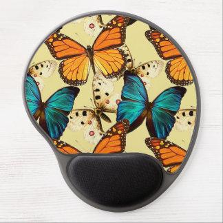Beautiful Butterflies Gel Mouse Pad