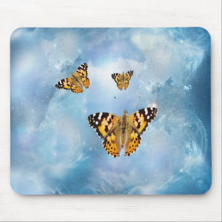 Beautiful Butterflies Mouse Pad