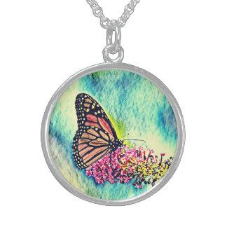 Beautiful butterfly art jewelry