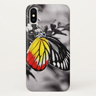 Beautiful Butterfly iPhone X Case