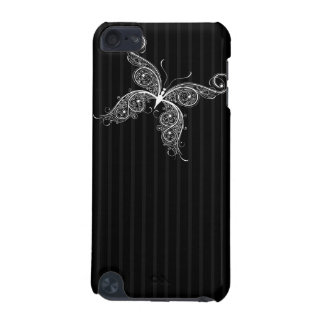 Beautiful Butterfly IPod Touch Case Black