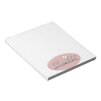Beautiful Butterfly Notepad