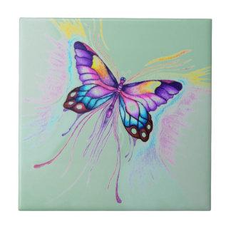Beautiful Butterfly Tile