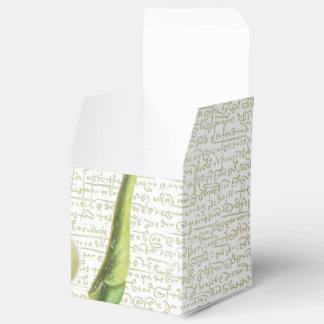 Beautiful Calla Lilies Favour Box