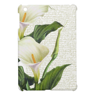 Beautiful Calla Lilies iPad Mini Cases