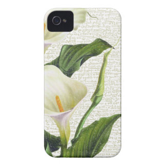 Beautiful Calla Lilies iPhone 4 Case-Mate Cases