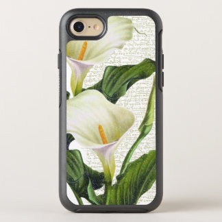 Beautiful Calla Lilies OtterBox Symmetry iPhone 8/7 Case