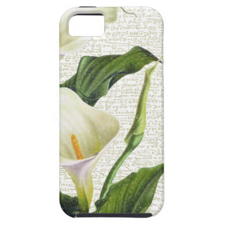 Beautiful Calla Lilies Tough iPhone 5 Case
