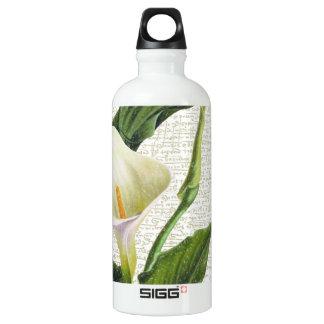 Beautiful Calla Lilies Water Bottle