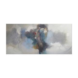 "Beautiful Canvas Print ""INCEPTION"""