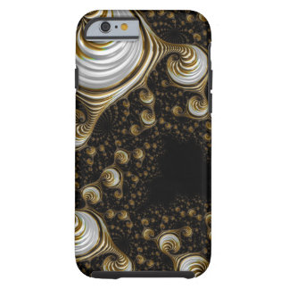 Beautiful Caramel Cream Fractal  Iphone6 shell Tough iPhone 6 Case