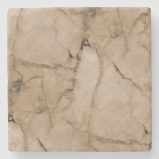 Beautiful Caramel Marble Stone Coaster