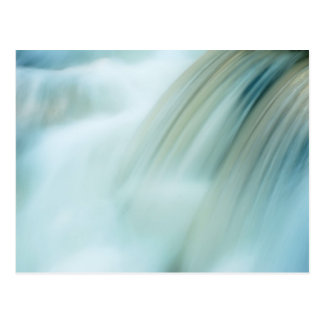 Beautiful Cascade Waterfall Postcard