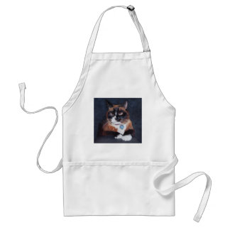 Beautiful Cat Standard Apron