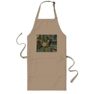 Beautiful cauliflower long apron