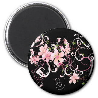 Beautiful Cherry Blossoms Magnet