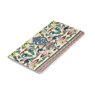 Beautiful Chinese Swirls Journal
