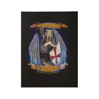 Beautiful Christian Knight Soldier Wall art