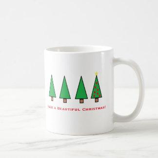 """""""Beautiful Christmas"""" Mug"""