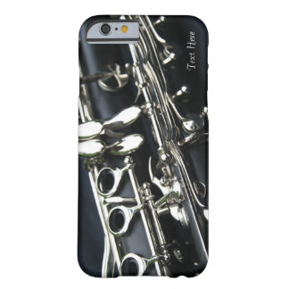 Beautiful Clarinet iPhone 6 case Barely There iPhone 6 Case