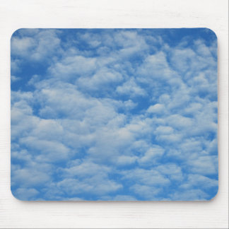 Beautiful Clouds Mouse Pad